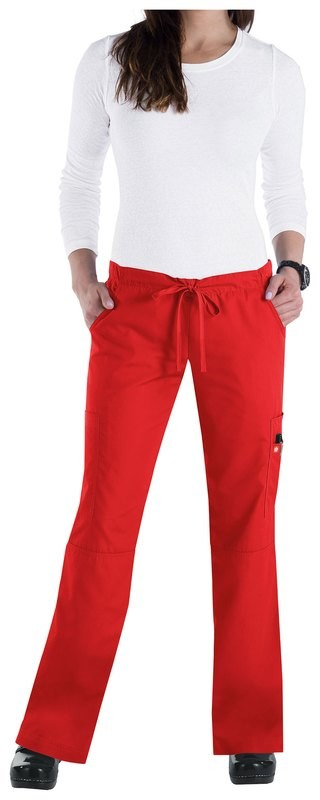 Pantalone Orange LAGUNA Donna Colore  93. Spicy Red - FINE SERIE