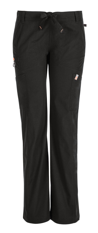 Pantalone Code Happy 46000AB Donna Colore Black