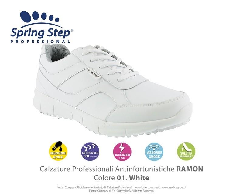 Calzature Professionali Spring Step RAMON