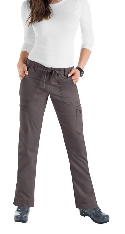 Pantaloni KOI STRETCH Lindsey Colore 24. Steel - ULTIMI PEZZI