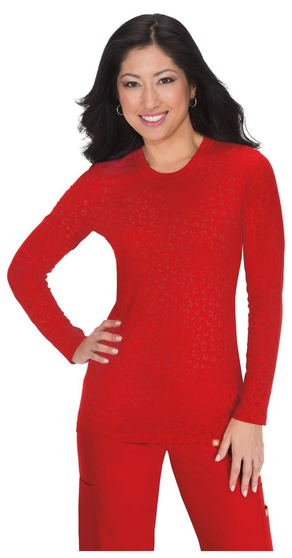 Maglietta Orange MIAMI Donna Colore 93LR. Red - FINE SERIE