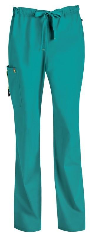 Pantalone Code Happy 16001AB Uomo Colore Teal - FINE SERIE