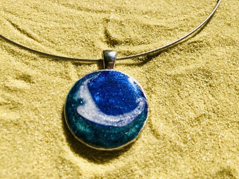 Ocean Surf Necklace