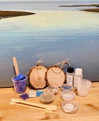 Seascape Ornament Kit