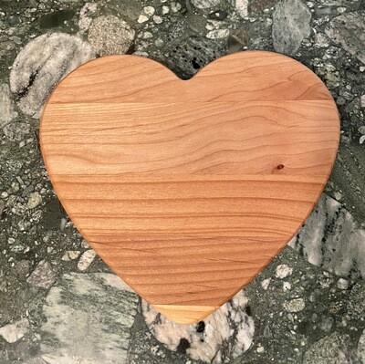 Heart Serving Board