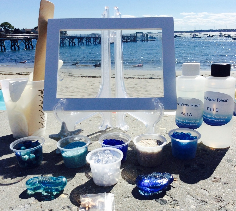 8x10 Seascape Window Kit