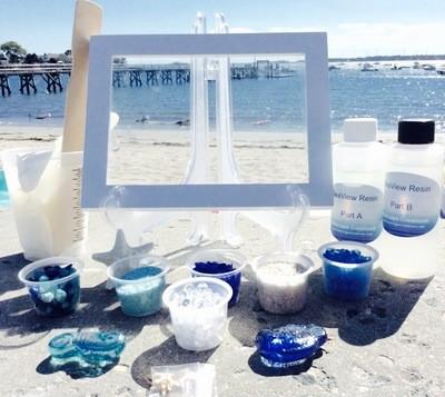 5x7 Seascape Window Kit