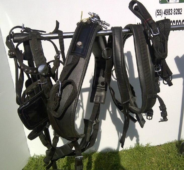Arnés Nylon - Caballo Standard