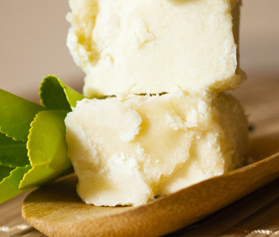Pure Shea Butter (white)