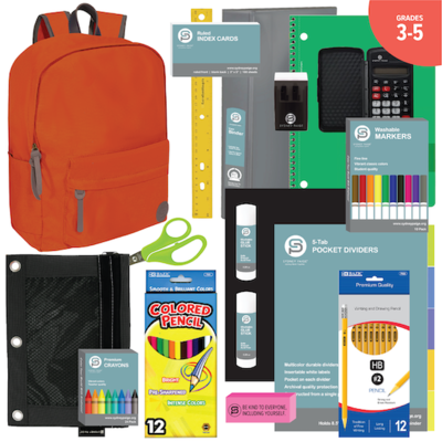 BACKPACK ASSEMBLY KIT (3-5): New 17