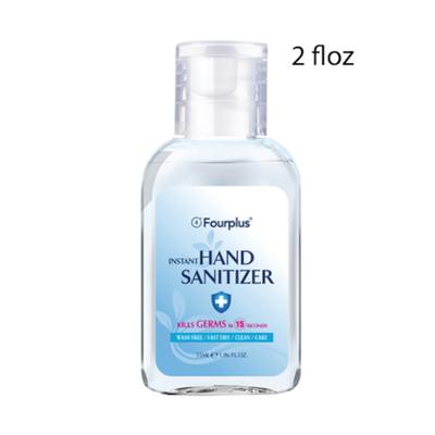 HAND SANITIZER, 2floz