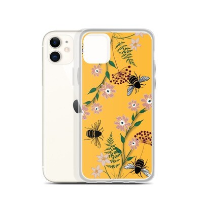 iPhone Case - Vintage Bees