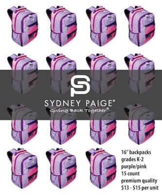 BUY IN BULK | Sydney Paige 16