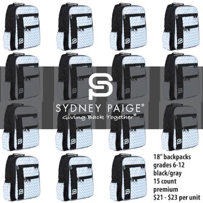 BUY IN BULK | Sydney Paige | 18