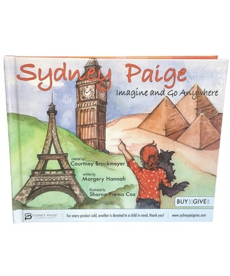 Buy 1 Give 1 Sydney Paige Children's Book | Imagine & Go Anywhere