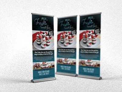 Retractable Banner Design Only