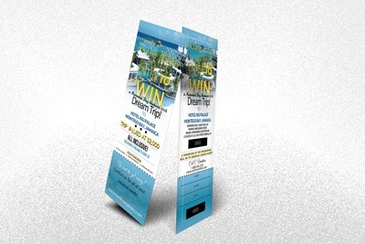 Event Ticket Design