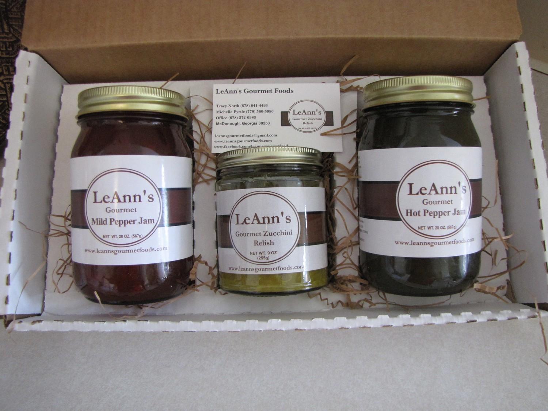 LeAnn's Gourmet Gift Basket #1