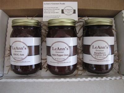 LeAnn's Gourmet Gift Basket #2