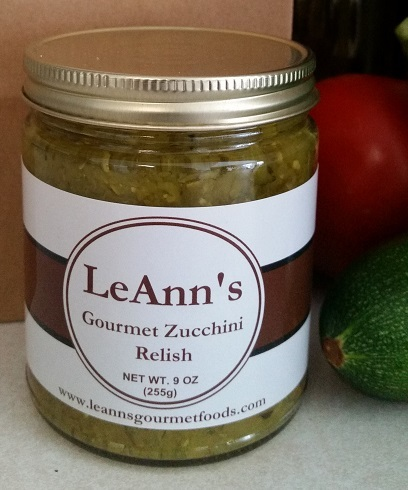 LeAnn's Gourmet Zucchini Relish