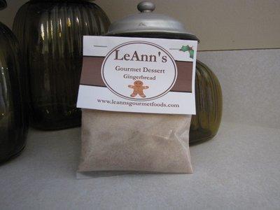 LeAnn's Gourmet Gingerbread (seasonal)