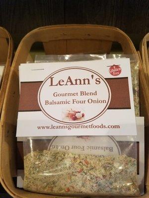 LeAnn's Gourmet Balsamic Four Onion
