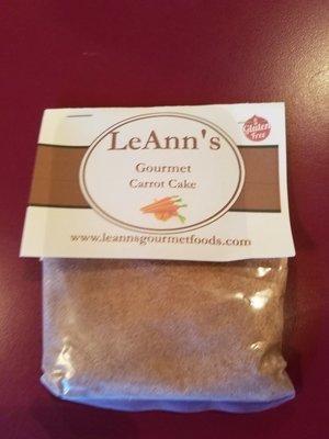 LeAnn's Gourmet Carrot Cake