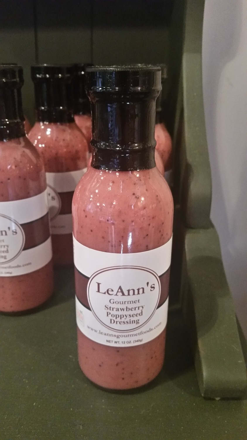 LeAnn's Gourmet Strawberry Poppyseed