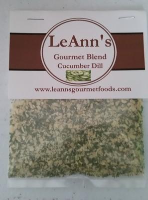 LeAnn's Gourmet Cucumber Dill