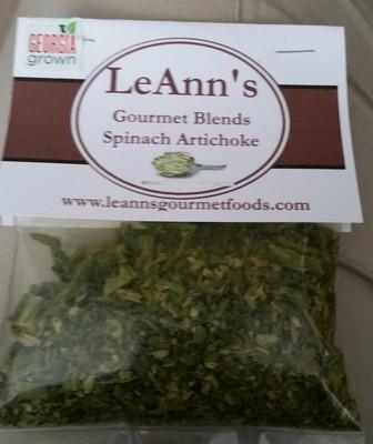 LeAnn's Gourmet Spinach Artichoke Dip