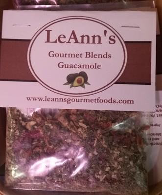 LeAnn's Gourmet Guacamole Dip