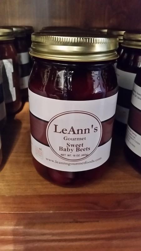 LeAnn's Gourmet Sweet Baby Beets