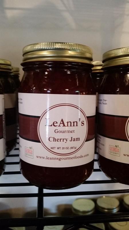 LeAnn's Gourmet Cherry Jam