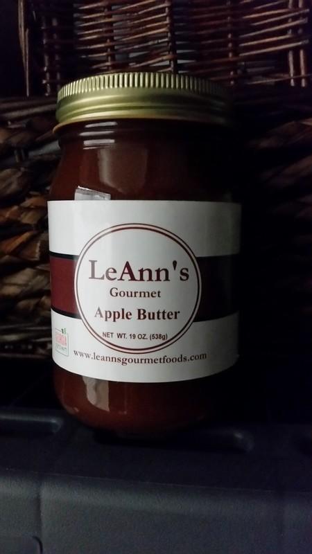 LeAnn's Gourmet Apple Butter
