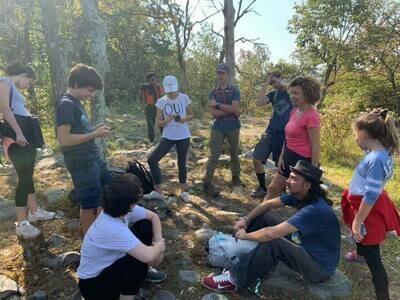 Wild Habitat Exploration Program: Pocono Escarpment, Bushkill, PA