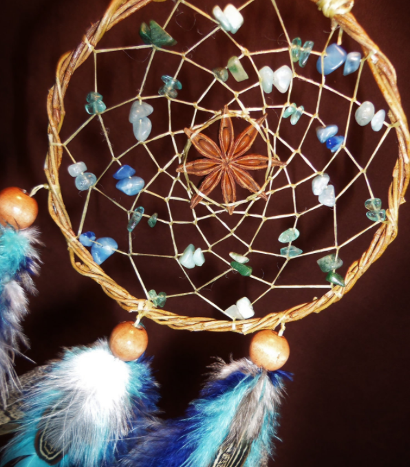 Traditional Dreamcatcher Making and Stories