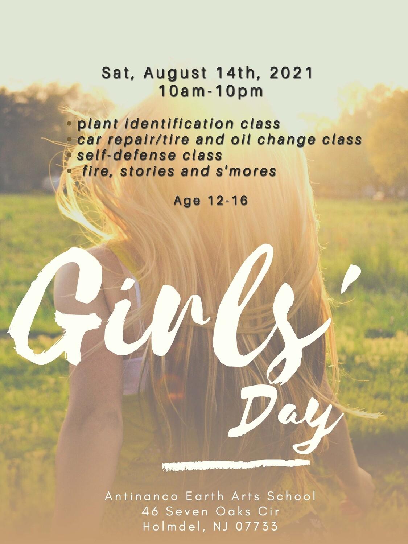 Girls' Day - Holmdel, NJ