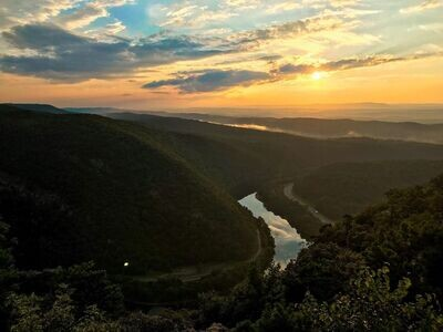 Awareness In Nature Program - Blueberry Season- Mt. Tammany, NJ