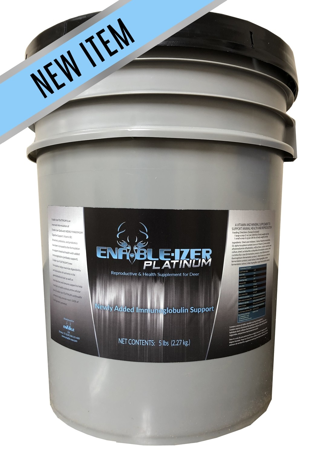 Enable-Izer Platinum Bulk 5 Gallon
