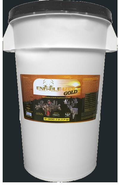 Enable-Izer Gold Bulk Tub 25 lbs