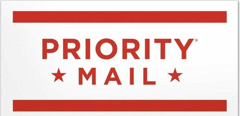International Priority mail.