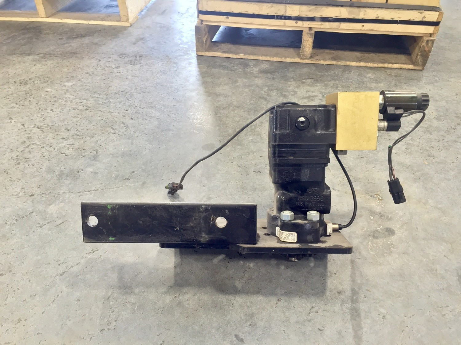 Used Precision Hydraulic Motor Kit