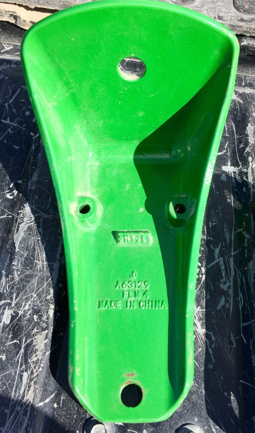 New JD Row Unit AirBag Bracket (Upper)