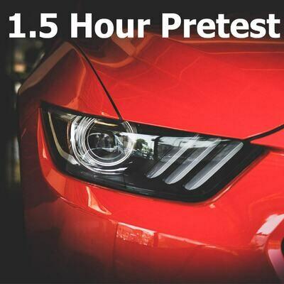 1.5 Hour Pretest