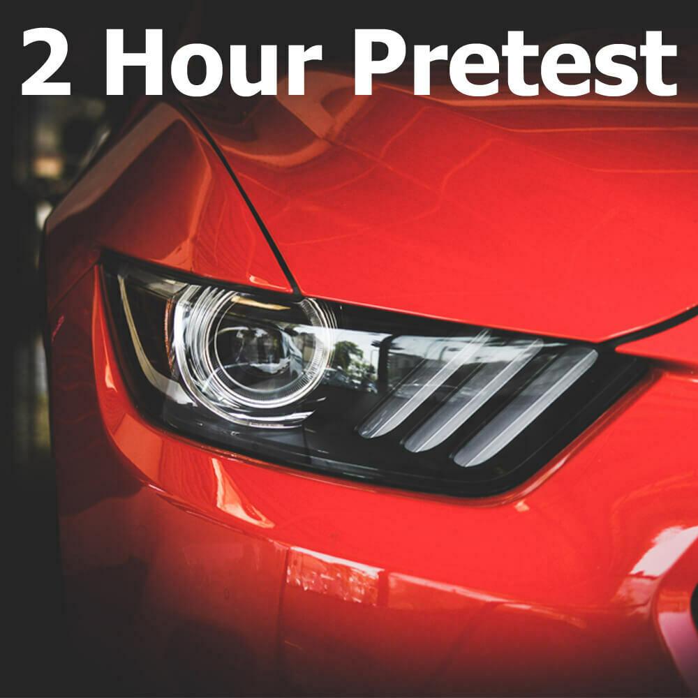 2 Hour Pretest