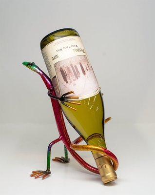 Lizard Bottle Holder #1