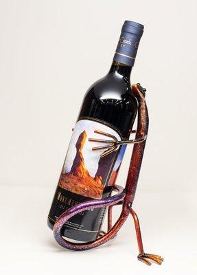Lizard Bottle Holder #4