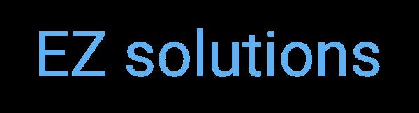 EZ solutions store