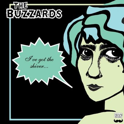 The Buzzards - The Shiver (Artist: Joe & Roxxan)