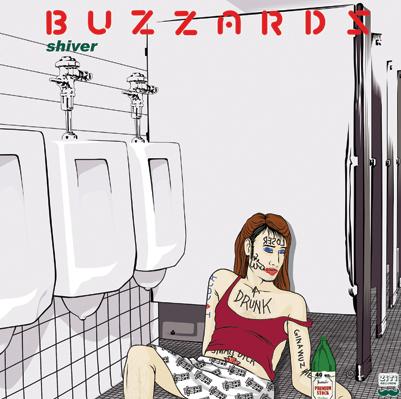 The Buzzards - The Shiver (Artist: Von Dada)
